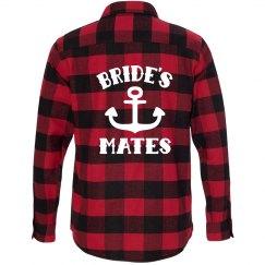 Bride's Mates Flannel Shirt