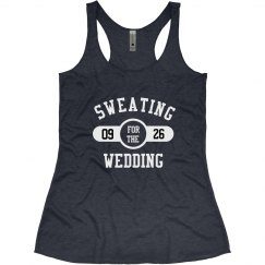 Wedding Workout Sweat