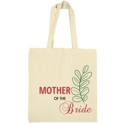 Mother of Bride Tote Bag