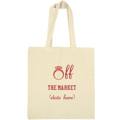 Off the Market Tshirt Tote