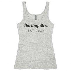 Darling Mrs Matching