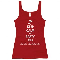 Keep Calm Bachelorette