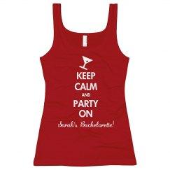 Keep Calm Bachelorette