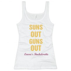 Suns Out Guns Out Bachelorette