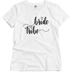 Custom Bride Tribe Tshirt
