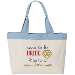 Soon to Be Bride Tote