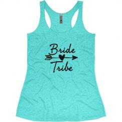 Bride Tribe Bachelorette Tanks