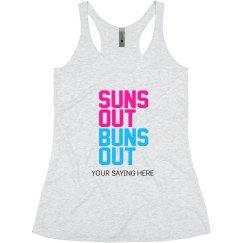 Suns Out Buns Out bachelorette