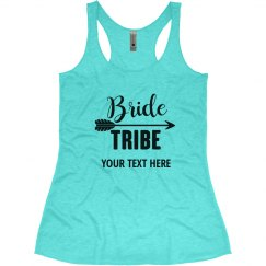 Bride Tribe Bachelorette Bridal Party Tank Tops