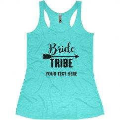 Bride Tribe Bachelorette Bridal Party Tank Tops