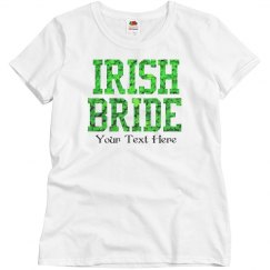 Irish Bride Graphic Tee