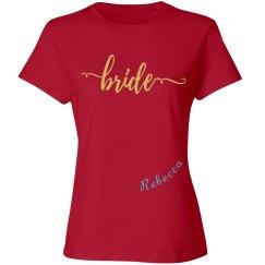 Pretty Bride Tshirt