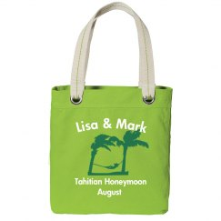 Tahitian Honeymoon Bag