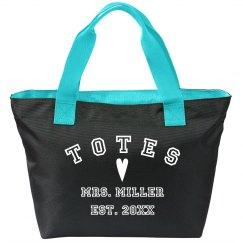 Totes Custom Mrs