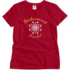 Bridesmaid Long Sleeve Tee
