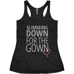 Wedding Workout Gown