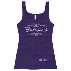 Bridesmaid design