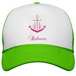 Nautical Bride Hat