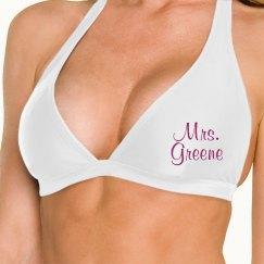 Mrs. Bikini Top