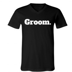 Trendy Groom Graphic