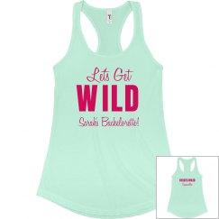 Let's Get Wild w/Back