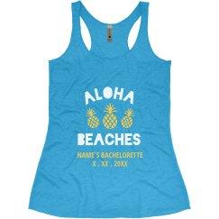Aloha Beaches Custom Design