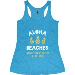Aloha Beaches Custom Design