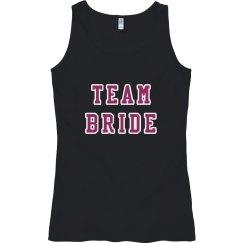 Team Bride tank