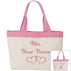Newlywed Tote bag