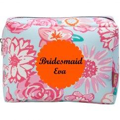 Bridesmaid Cosmetic Makeup Bag