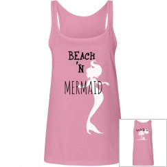 Beach mermaid