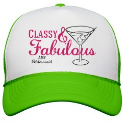 Classy & Fab Cap