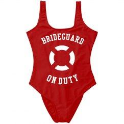 Brideguard On Duty