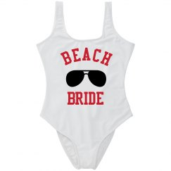 Beach Bride Swimsuit