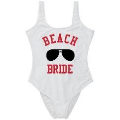 Beach Bride Swimsuit