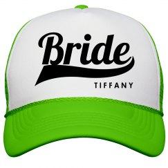 Bride Neon Hat