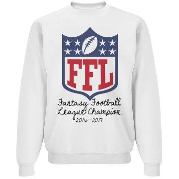 Fantasy Football League Champion