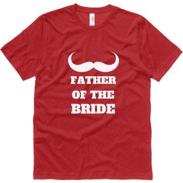 Father of the Bride Mustache