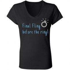 Final Fling Shirt