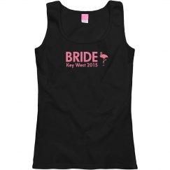 Flamingo Bride