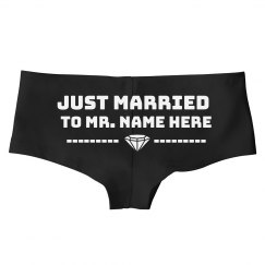 Just Married Hotshorts