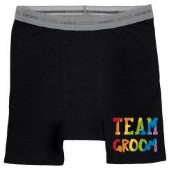 Groom Squad - Team Groom underwear