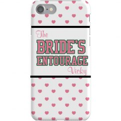 Bride's Entourage iPhone