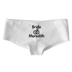 Bride Thong