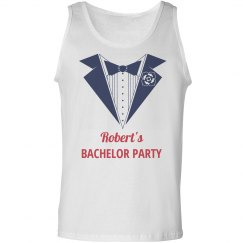 Groom to Be Bachelor Tank
