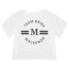 Team Bride Initial