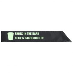 Glow In The Dark Shots