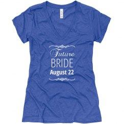 Future Bride Scroll