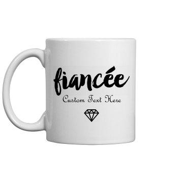 Feyonce Custom Text Bridal Gift