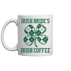 Irish Bride Irish Coffee